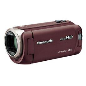 パナソニック【Panasonic】デジタルハイビジョンビデオカメラ HC-W585M-T(ブラウン)★【HCW585MT】