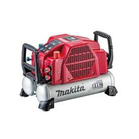 マキタ【makita】高圧エアーコンプレッサー11L(赤) AC462XLR★【2口高圧・2口一般圧】