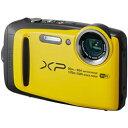 フジフイルム【FUJIFILM】コンパクトデジタルカメラ イエロー FinePix-XP120-Y★【FX-XP120 ファインピックス】