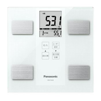 パナソニック【Panasonic】体組成バランス計 EW-FA24-W★【EWFA24W】