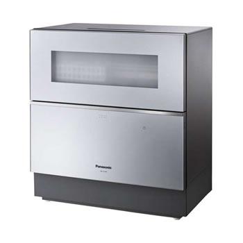 パナソニック【Panasonic】食器洗い乾燥機 5人用 NP-TZ100-S(シルバー)★【NPTZ100S】