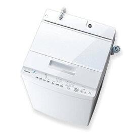 東芝【TOSHIBA】洗濯8.0kg 全自動洗濯機 ZABOON グランホワイト AW-8D8-W★【AW8D8W】