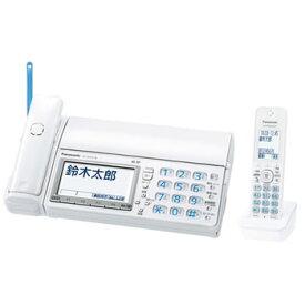 パナソニック【おたっくす】デジタルコードレス普通紙ファクス KX-PD715DL-W(ホワイト)★【子機1台付き 】