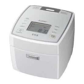 三菱電機【MITSUBISHI】5.5合 IHジャー炊飯器 ピュアホワイト NJ-VEA10-W★【NJVEA10W】