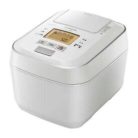 日立【***特別価格***】HITACHI 5.5合 圧力IHジャー炊飯器 ふっくら御膳 パールホワイト RZ-V100CM-W★【RZV100CMW】