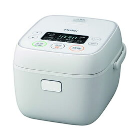 ハイアール【Haier】3合炊きマイコンジャー炊飯器 Joy Series ホワイト系 JJ-M32A-W★【JJM32AW】