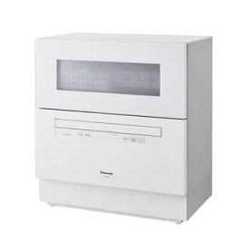 パナソニック【Panasonic】食器洗い乾燥機 ホワイト NP-TH4-W★【食器点数40点】