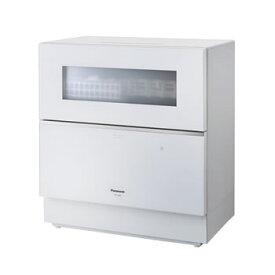 パナソニック【Panasonic】食器洗い乾燥機 ホワイト NP-TZ300-W★【食器点数40点】