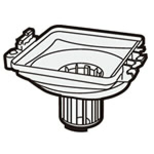 SHARPシャープ 掃除機用 筒型フィルター(上)(217 213 0119)