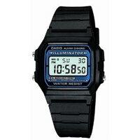 【国内正規品 腕時計】CASIO〔カシオ〕デジタル腕時計スタンダードウォッチ 【F-105W-1A】【メール便】【代引不可】【D】【HD】 〔メンズ レディース 男女兼用 ストップウォッチ バックライト〕 [CAWT]【送料無料】