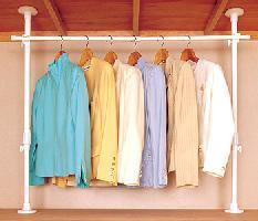 Nice IRIS OHYAMA Closet Strong Extension Hanger NSP 120