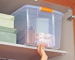 アイリスオーヤマ 高い所BOX TB-54D プラスチック収納、押入れ収納[cpir]