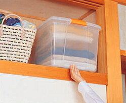 アイリスオーヤマ 高い所BOX TB-64D プラスチック収納、押入れ収納