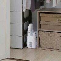 布団乾燥機カラリエFK-C2パールホワイト・ピンクアイリスオーヤママット不要ダブルサイズまでふとん乾燥機ダニ乾燥機布団洗濯物部屋干し