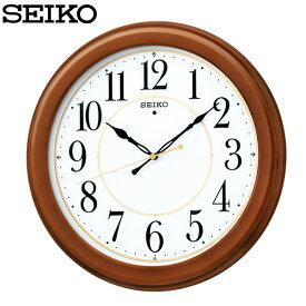 掛け時計 アナログ SEIKO〔セイコー〕送料無料 壁掛け時計 掛時計 時計 電波時計 電波 木製 掛け時計 学校 オフィス 新生活 KX388B【TC】【HD】
