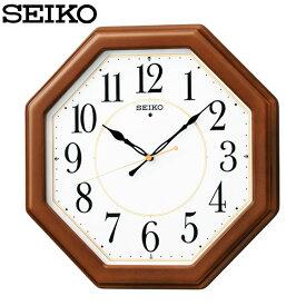 SEIKO〔セイコー〕電波掛け時計 KX389B送料無料 壁掛け時計 掛時計 時計 電波時計 電波 アナログ 木製 シンプル 掛け時計 オフィス 新生活【TC】【HD】