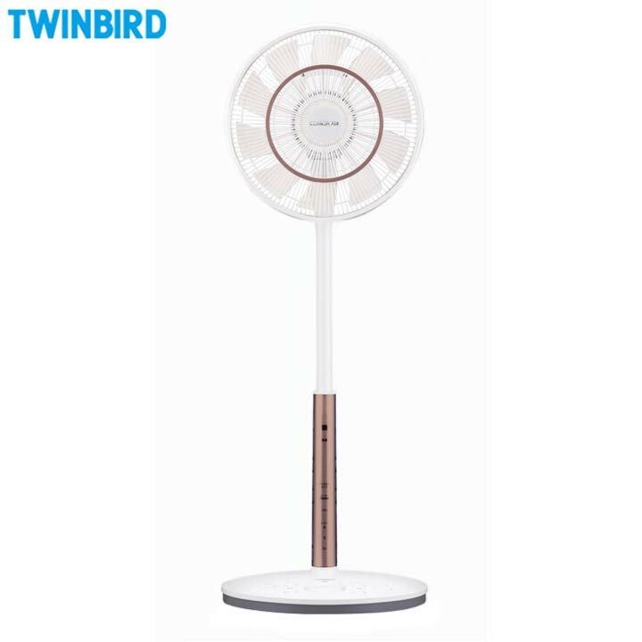 ツインバード TWINBIRD コアンダエア ホワイト EF-DJ69W送料無料 扇風機 おしゃれ サーキュレーター リモコン タイマー 首振り 扇風機サーキュレーター 扇風機リモコン リモコン扇風機【TC】【TW】【●10】