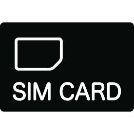 [25日商品全品5%OFF☆][250円OFFクーポン対象]グローバル対応SIMカード(1GB) GS-1送料無料 シムカード グローバル 海外 1GB キングジム 【D】【B】