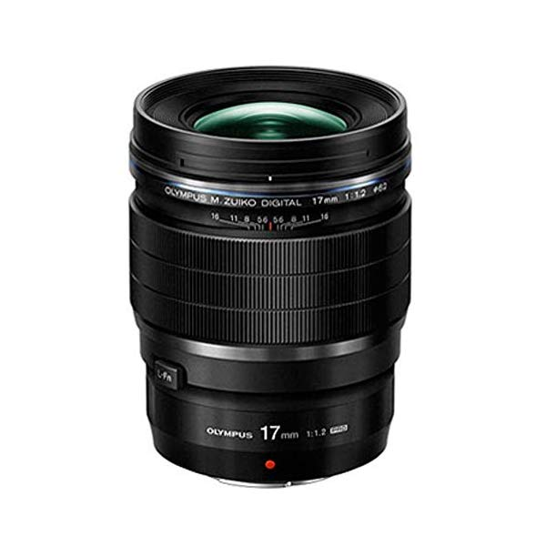(2018年1月下旬発売) OLYMPUS オリンパス 大口径広角単焦点レンズ M.ZUIKO DIGITAL ED 17mm F1.2 PRO(快適家電デジタルライフ)