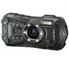 リコーRICOHWG-60ブラック防水・防塵・耐衝撃・防寒デジタルカメラ(快適家電デジタルライフ)