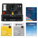 (メーカー直送)(代引不可) (フィルム4種類セット) Polaroid ポラロイド ポラロイドカメラ OneStep + I-Typeカメラ…
