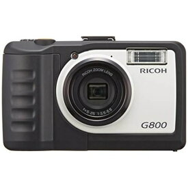 リコー RICOH G800 防水・防塵・業務用デジタルカメラ 【快適家電デジタルライフ】