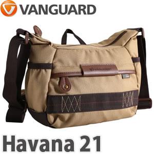 バンガード Havana 21 カメラ用ショルダーバッグ 【快適家電デジタルライフ】