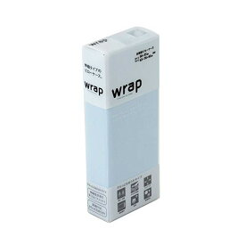 東京西川 WRAP ピローケース さらっとなめらかタイプ WR4510 B ブルー PGT2024488 (快適家電デジタルライフ)