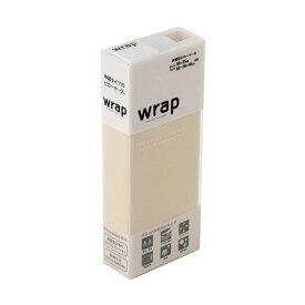 東京西川 WRAP ピローケース さらっとなめらかタイプ WR4510 BE ベージュ PGT2024488 (快適家電デジタルライフ)