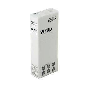 東京西川 WRAP ピローケース さらっとなめらかタイプ WR4510 W ホワイト PGT2024488 (快適家電デジタルライフ)