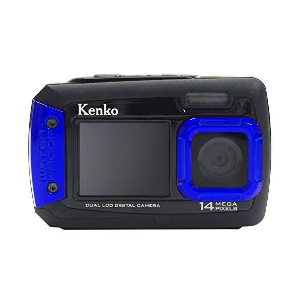 ケンコートキナー 防水・耐衝撃デジタルカメラ DSC1480DW【防水デジカメ/防水カメラ】【快適家電デジタルライフ】
