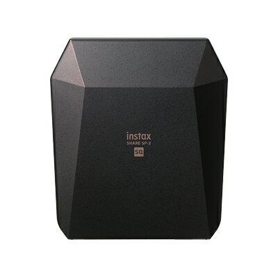 フジフイルム instax SHARE SP-3 ブラック スマホdeチェキ (FUJIFILM)
