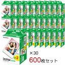 富士フィルム チェキフィルム instax mini 2パック品 JP2(20枚入り)×30個セット [600枚入] (快適家電デジタルライ…