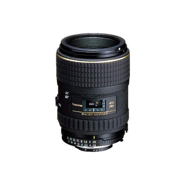 トキナー(Tokina)AT-X M100 PRO D 100mm F2.8 MACROマクロレンズ(35mmフィルム一眼レフカメラ、APS-Cフォーマットデジタル一眼レフカメラ兼用)【マウント選択式】【快適家電デジタルライフ】