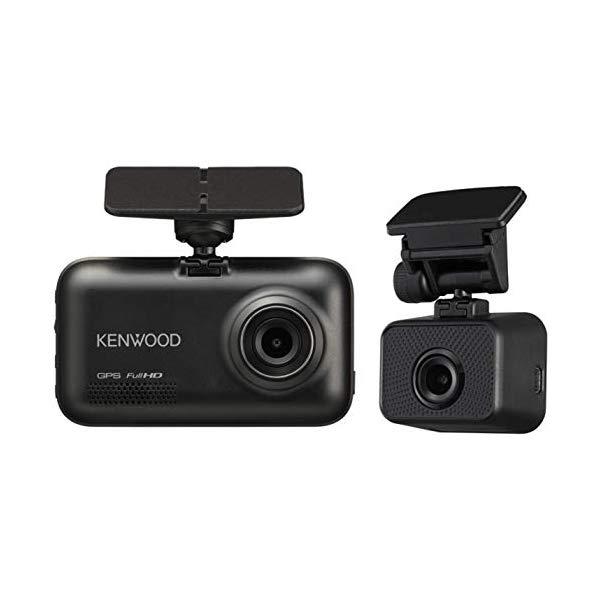 【ドライブレコーダー】ケンウッド スタンドアローン型前後撮影対応2カメラドライブレコーダー DRV-MR740(KENWOOD)(快適家電デジタルライフ)