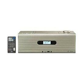 JVCケンウッド CDポーダブルシステム RD-W1-N シャンパンゴールド [オーディオ機器][スピードコントロール]【快適家電デジタルライフ】