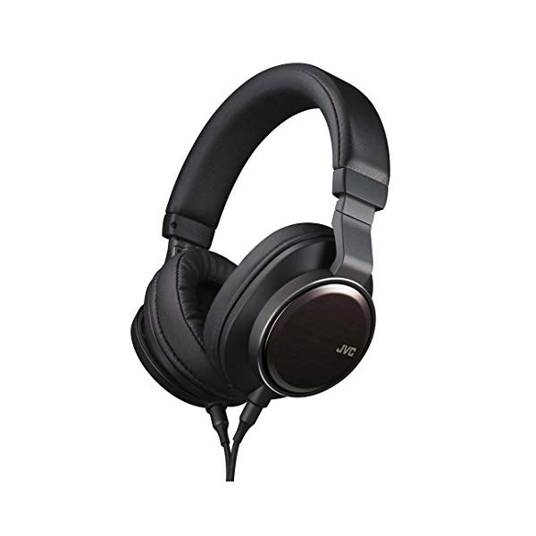 JVCケンウッド ステレオヘッドホン WOOD 01 HA-SW01 [バンドポータブルヘッドホン]【快適家電デジタルライフ】