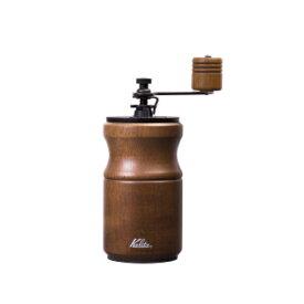カリタ コーヒーミル KH-10BR 42169 (コーヒーミル)(手引きミル)(kalita)(快適家電デジタルライフ)
