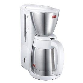 メリタ コーヒーメーカー ノア NOAR SKT54-3-W ホワイト [2〜5杯用][ペーパードリップ式][SKT543W]