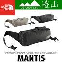 ザノースフェイス【バッグ】MANTIS(マンティス) NM81458 【ウエストバッグ】