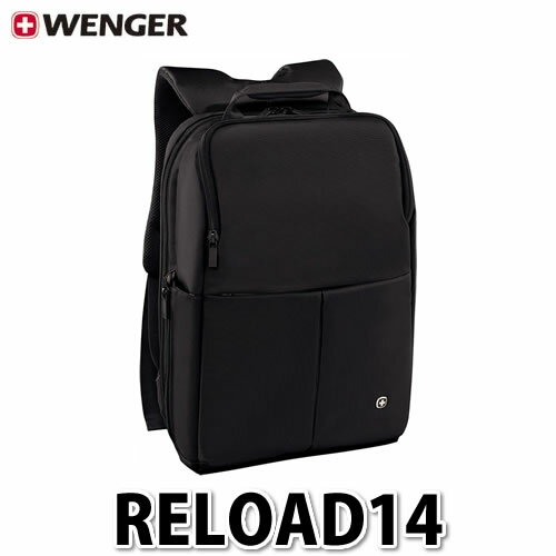 WENGER(ウェンガー) RELOAD14 (WTG601068) LTBP Black(ラッピング不可)(快適家電デジタルライフ)