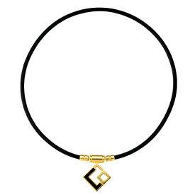 ColanTotte(コラントッテ)TAO ネックレス AURA プレミアムゴールド Mサイズ(43cm)(磁気ネックレス)(快適家電デジタルライフ)
