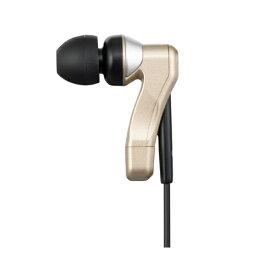 パイオニア VMR-AE07-N VMR-M800/M700専用イヤホンマイク(片耳用) ゴールド [フェミミ]【快適家電デジタルライフ】