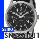 【正規逆輸入品】 海外セイコー【腕時計】 SEIKO5 セイコー5 SNZG15J1(SNZG15JC) メンズ