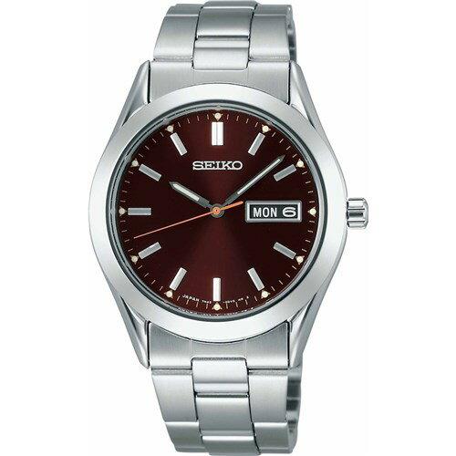 [セイコー]SEIKO 腕時計 SPIRIT SMARTII スピリットスマート2 クオーツ ハードレックス 日常生活用防水 SCEC017 メンズ【快適家電デジタルライフ】