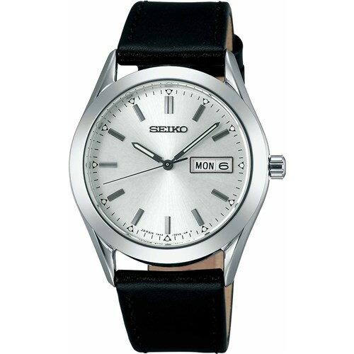 【国内正規品】 SEIKO(セイコー) 【腕時計】 SCEC023 SPIRIT SMART [スピリットスマート] 革バンド メンズ【快適家電デジタルライフ】