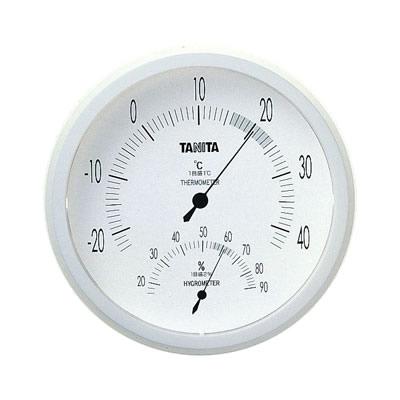 TANITA[タニタ] 温湿度計 TT-492 Nホワイト[TT492]【快適家電デジタルライフ】