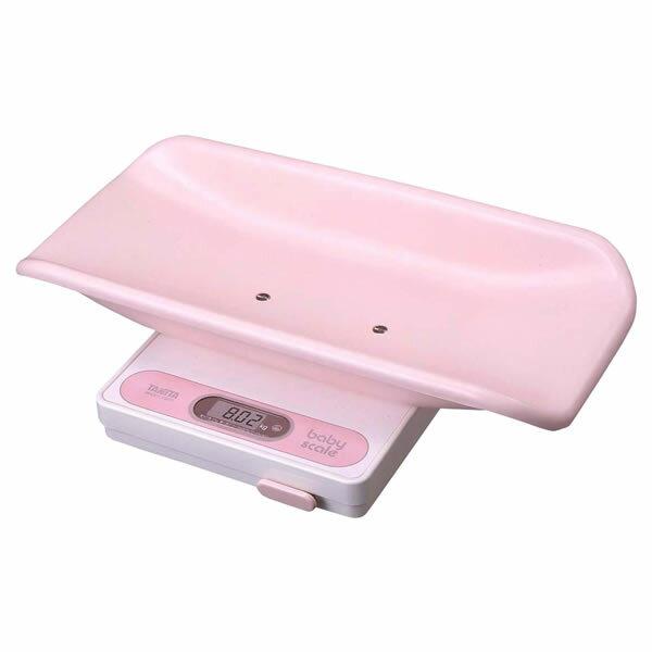 【体重計・体脂肪計】TANITA タニタデジタルベビースケール しあわせ ピンク 1583【快適家電デジタルライフ】