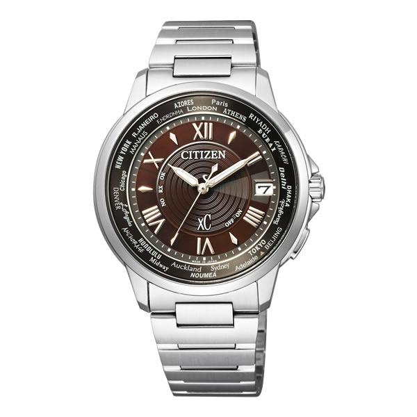 (国内正規品)(シチズン)CITIZEN 腕時計 CB1020-71X (クロスシー)xC メンズ ペアモデル ステンレスライン 限定(ステンレスバンド ソーラー電波 アナログ)(快適家電デジタルライフ)