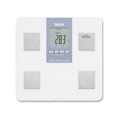 TANITA タニタ 体組成計 BC715WH ホワイト【BC-715/体重計・体脂肪計】【快適家電デジタルライフ】